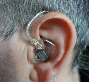 apparecchi acustici Ear Monitor